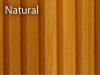 Grange door featuring 3D timber profile