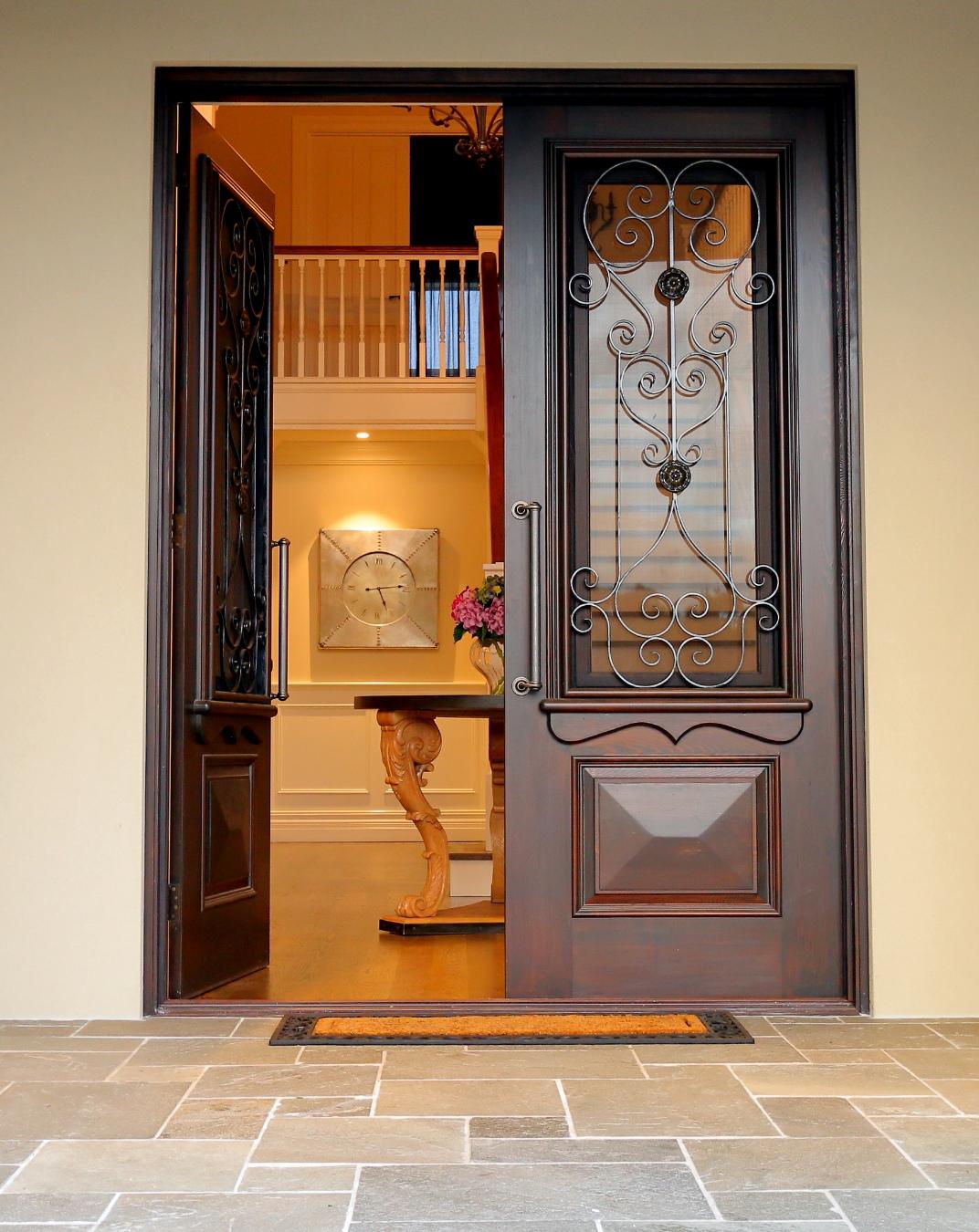 Chatsworth Door by Cedar West