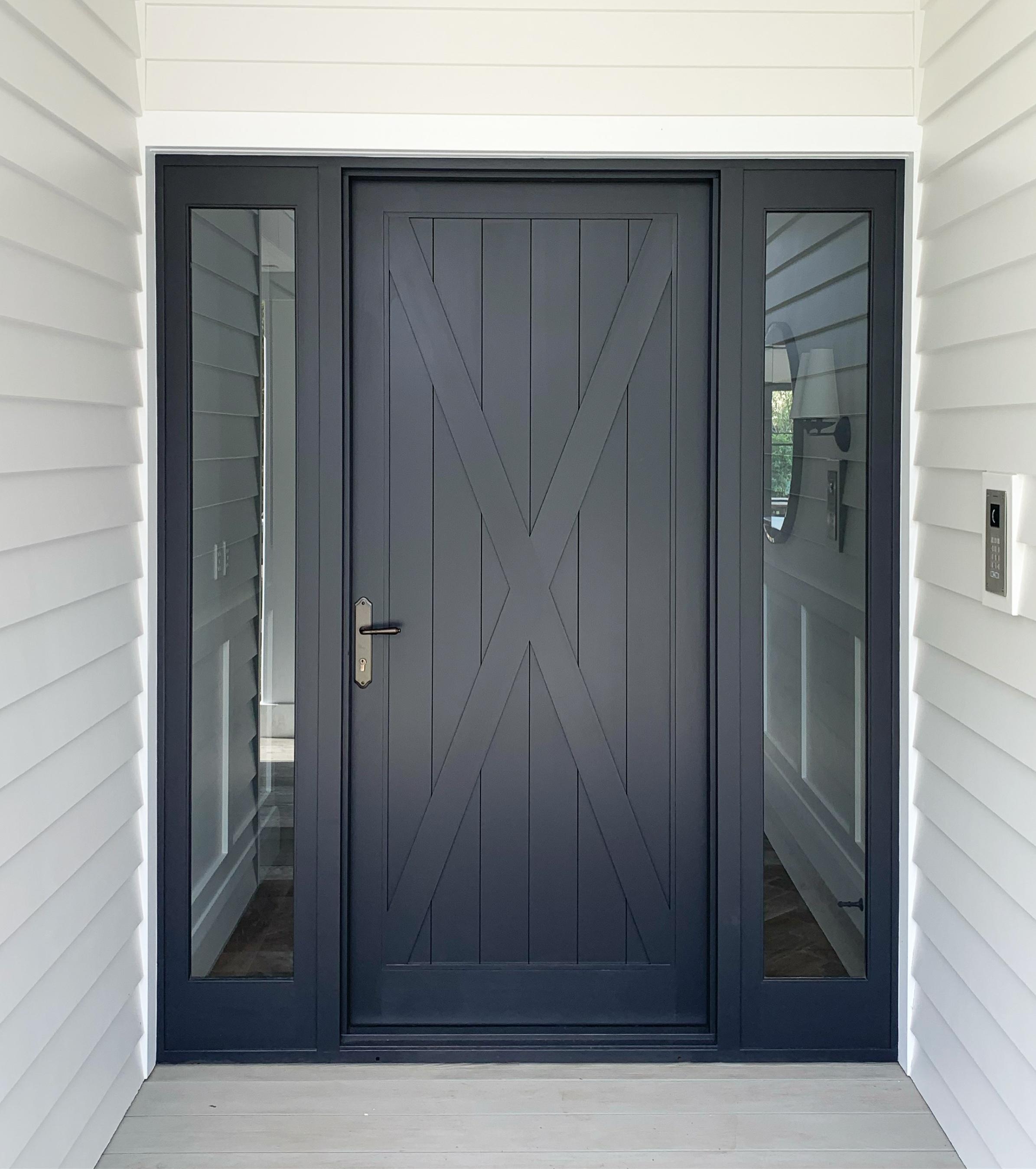 Surrey Door X Brace