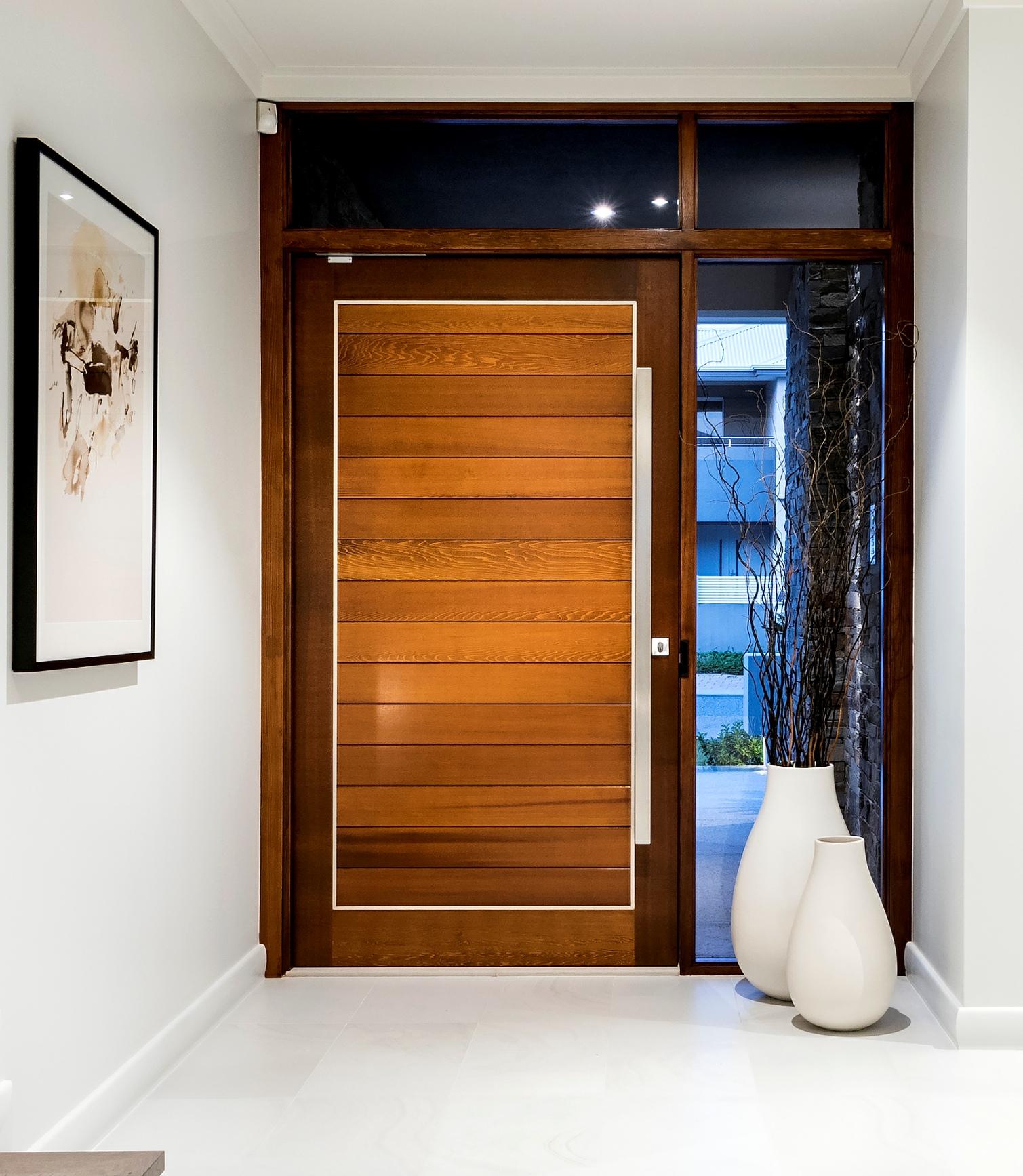 Winchester timber planked door