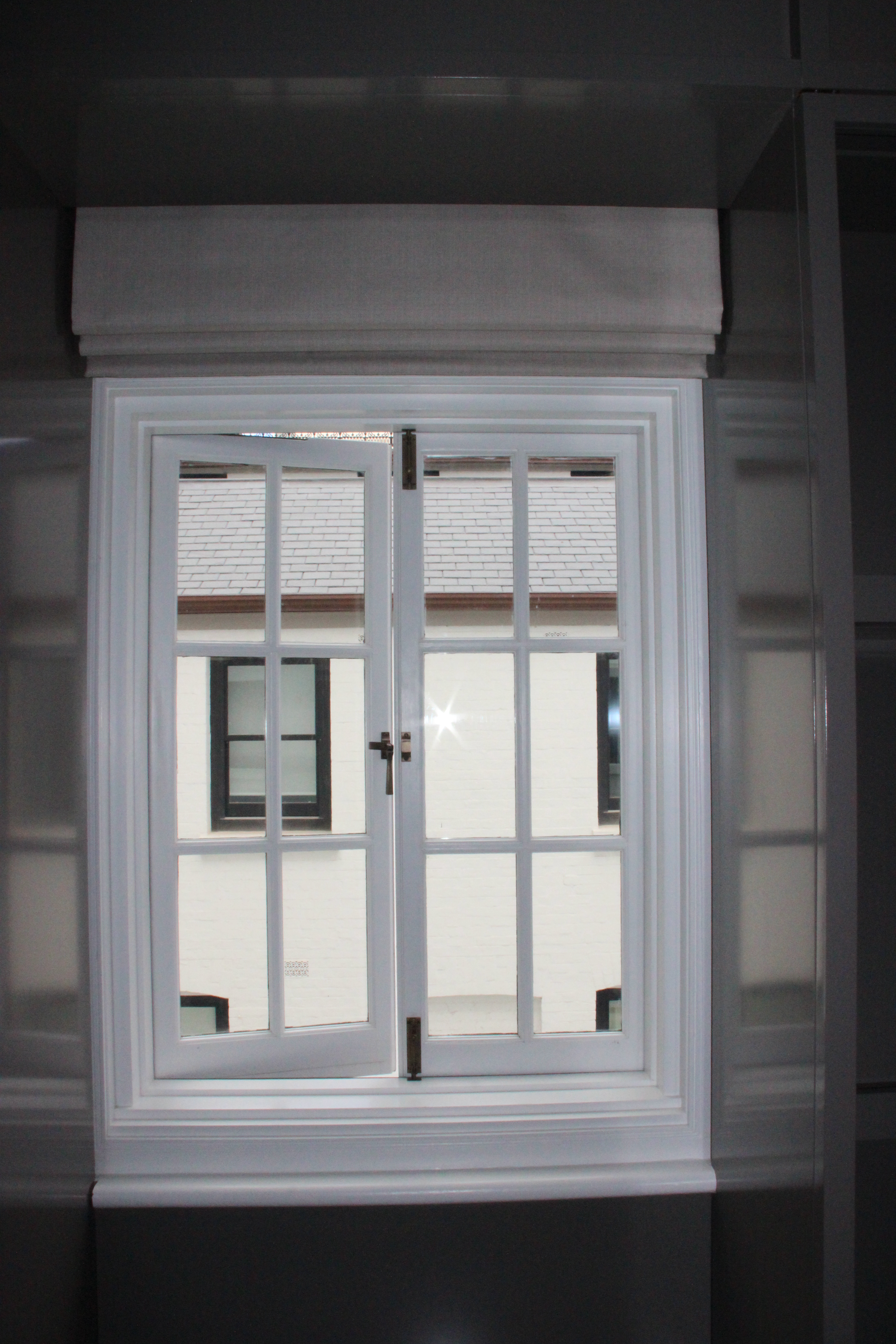 Casement window with heritage-style options