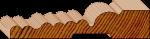 Beaded Architrave