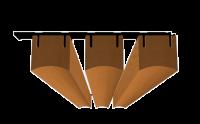 Flutestyle - Scalloped