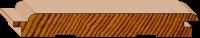 Cedar Lining - Secret Nail - Raw 84 x 12mm