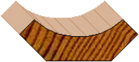 Prefinished Cedar Trim - Scotia 28mm