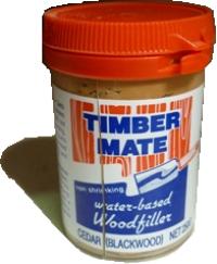 Timber Mate Putty 250g