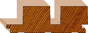Squarestyle - 112 x 40mm (featuring 40mm battens)