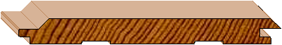 Prefinished Cedar Lining Boards - Satinstyle 86mm