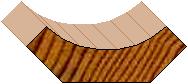 Prefinished Cedar Trim - Scotia 28mm
