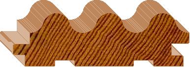 Wavestyle - 81mm Lining/Cladding